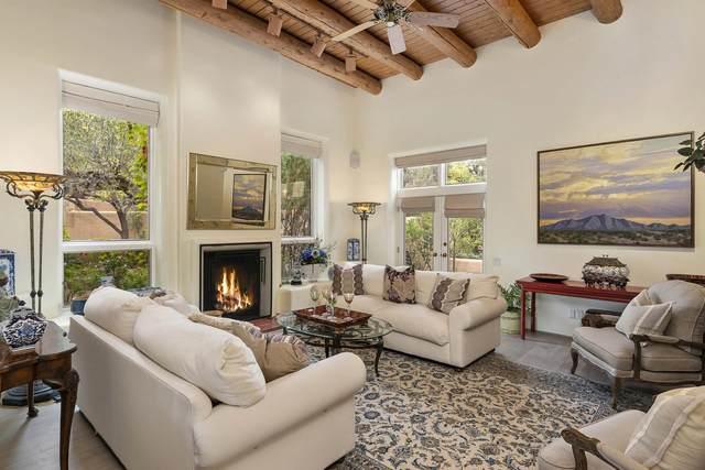 1211 La Rambla, Santa Fe, NM 87505 (MLS #202104185) :: Stephanie Hamilton Real Estate