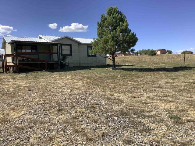 2221 North Grand Avenue, Las Vegas, NM 87701 (MLS #202104377) :: Summit Group Real Estate Professionals