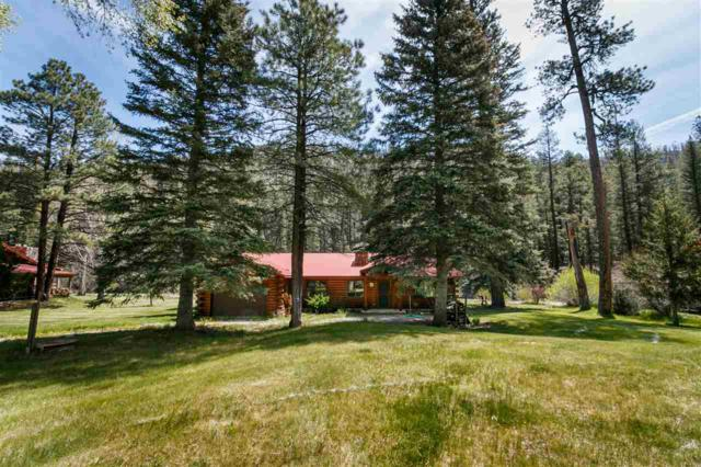 6 Tres Lagunas, Pecos, NM 87552 (MLS #201502040) :: The Very Best of Santa Fe