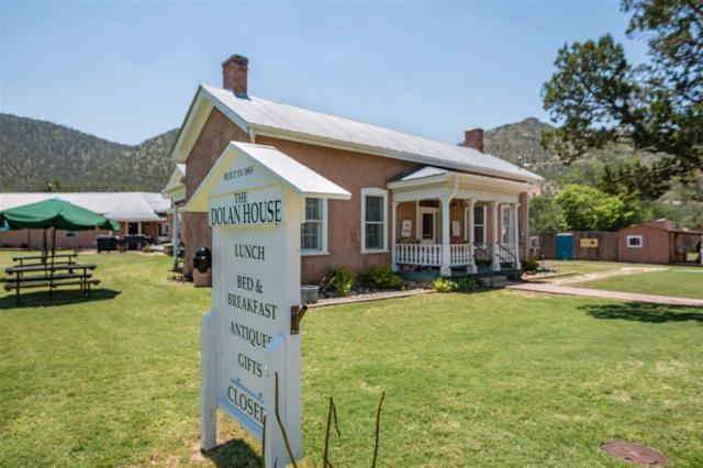 826 Highway 380, Lincoln, NM 88338 (MLS #201702570) :: The Desmond Group