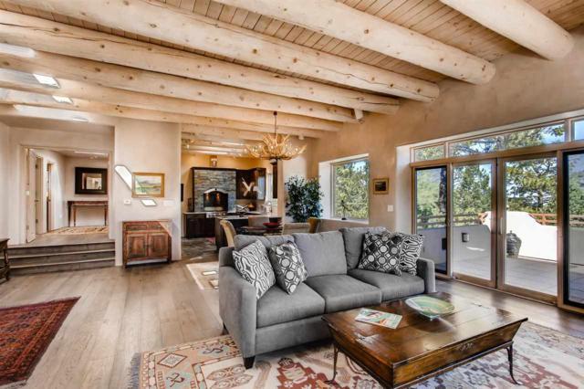 1448 Nevado Ridge, Santa Fe, NM 87501 (MLS #201702907) :: Deborah Cox & Associates