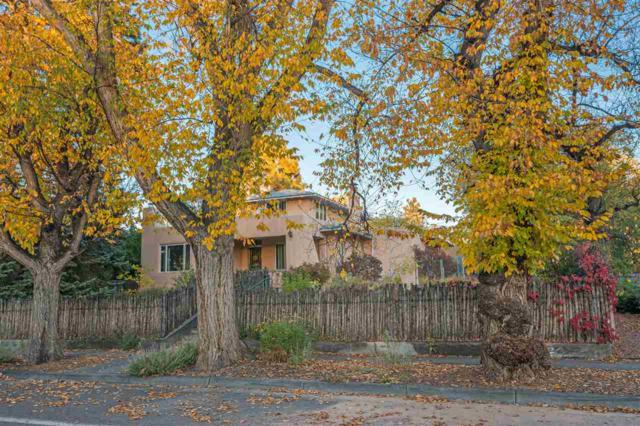 727 Don Gaspar Avenue, Santa Fe, NM 87505 (MLS #201704990) :: Deborah Cox & Associates
