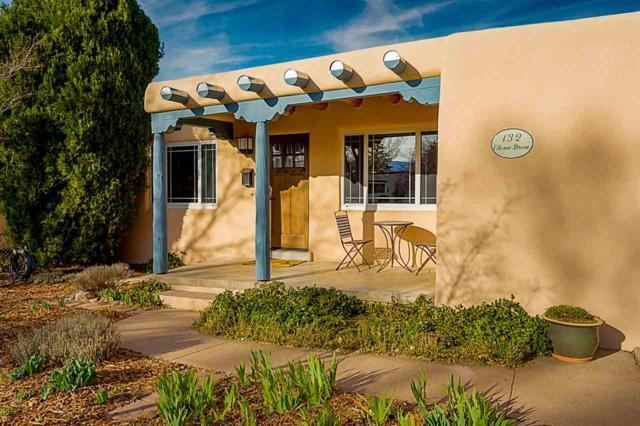 132 Alamo Drive, Santa Fe, NM 87501 (MLS #201800667) :: The Desmond Group