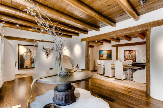 116 Calle La Pena, Santa Fe, NM 87505 (MLS #201801450) :: The Very Best of Santa Fe