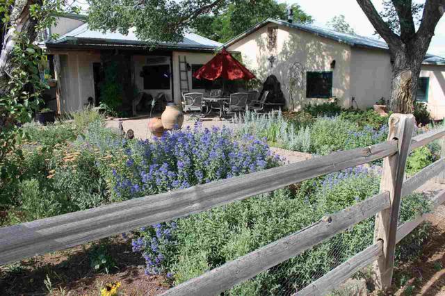 32 Jack Rabbit Ln., Santa Fe, NM 87508 (MLS #201801787) :: The Very Best of Santa Fe