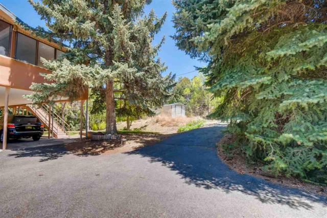1447 Bishops Lodge Road, Santa Fe, NM 87506 (MLS #201802001) :: The Very Best of Santa Fe