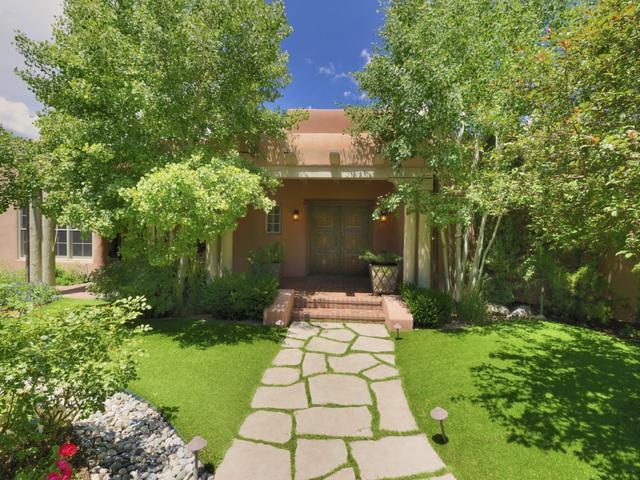 49 Heartstone Drive, Santa Fe, NM 87506 (MLS #201803405) :: The Desmond Group
