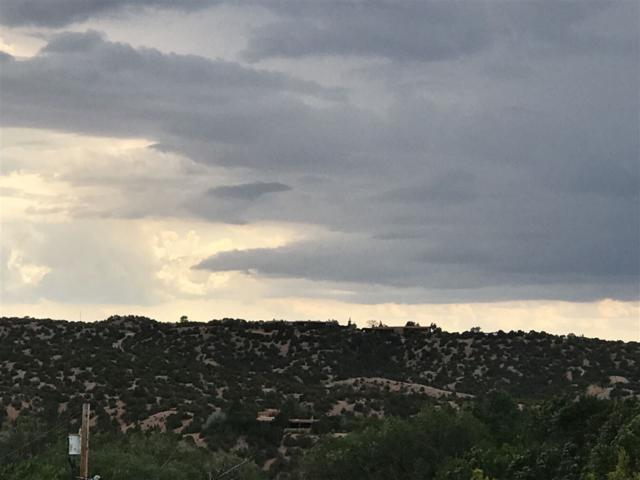 20 Cerro De Palomas, Santa Fe, NM 87596 (MLS #201803648) :: The Desmond Group