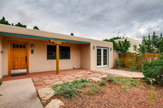 301 Don Fernando, Santa Fe, NM 87501 (MLS #201804108) :: The Very Best of Santa Fe