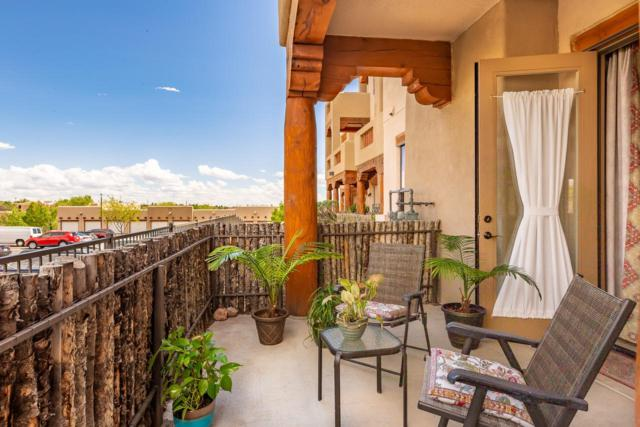 1405 Vegas Verdes Dr #124, Santa Fe, NM 87507 (MLS #201901420) :: The Very Best of Santa Fe