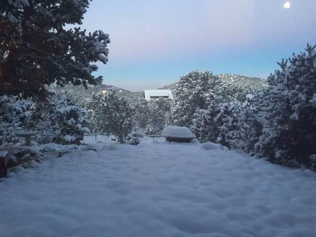 22 Sunlit Drive East, Santa Fe, NM 87508 (MLS #201904144) :: The Desmond Hamilton Group
