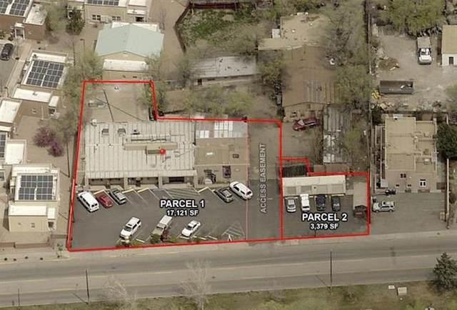 627 W Alameda, Santa Fe, NM 87501 (MLS #202000973) :: The Desmond Hamilton Group