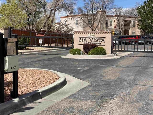 2501 W Zia Rd 11 -207, Santa Fe, NM 87505 (MLS #202001704) :: The Very Best of Santa Fe