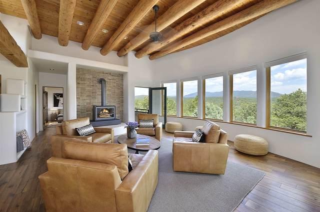 7757C Old Santa Fe Trail, Santa Fe, NM 87505 (MLS #202003767) :: Summit Group Real Estate Professionals