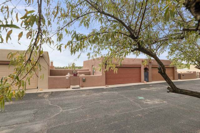 802 Brillantes Arenas, Santa Fe, NM 87501 (MLS #202003778) :: Berkshire Hathaway HomeServices Santa Fe Real Estate