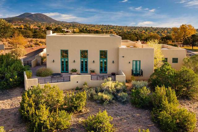 341 Prince, Santa Fe, NM 87501 (MLS #202004445) :: Summit Group Real Estate Professionals