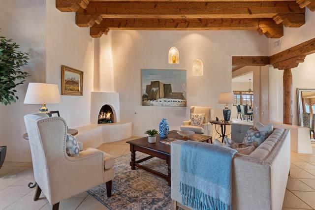 37 Camino Botanica, Santa Fe, NM 87507 (MLS #202005076) :: Neil Lyon Group | Sotheby's International Realty