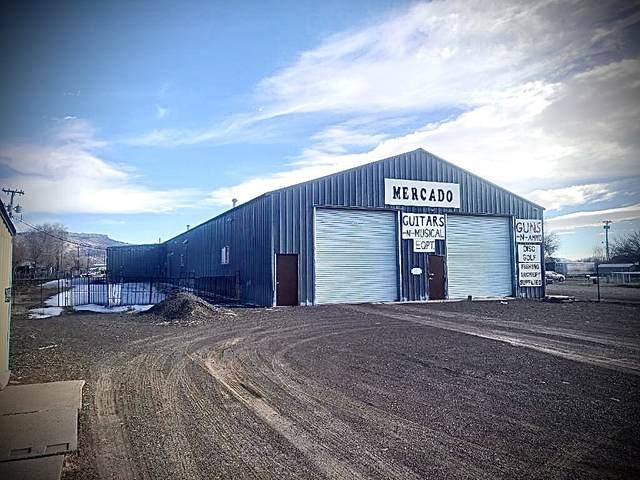 600 Kiowa Avenue, Raton, NM 87740 (MLS #202100096) :: Neil Lyon Group | Sotheby's International Realty