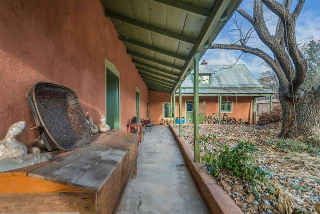 301 County Road 194, Canones, NM 87516 (MLS #202100154) :: Summit Group Real Estate Professionals