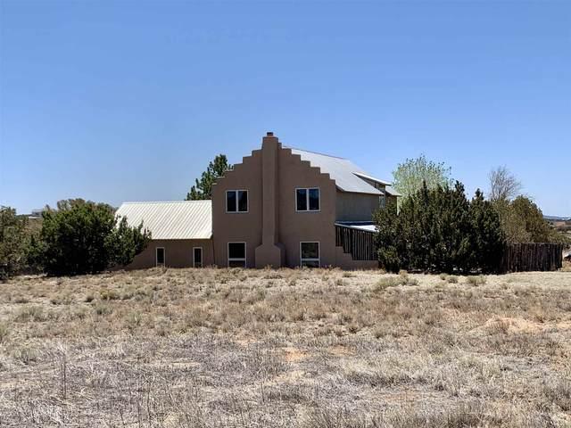 32 Jacinto Road, Santa Fe, NM 87508 (MLS #202101637) :: Stephanie Hamilton Real Estate