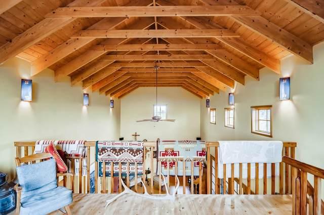 5 & 7A Zonie Way, Santa Fe, NM 87505 (MLS #202101856) :: Neil Lyon Group | Sotheby's International Realty
