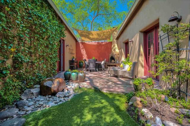 905 Dunlap, Santa Fe, NM 87501 (MLS #202102558) :: Stephanie Hamilton Real Estate