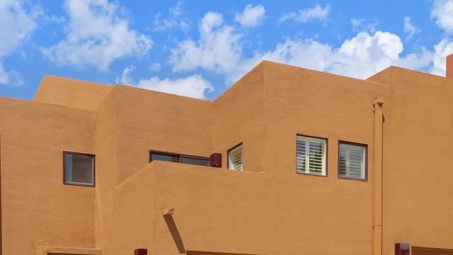 605 Avenida Celaya, Santa Fe, NM 87506 (MLS #202103072) :: The Very Best of Santa Fe