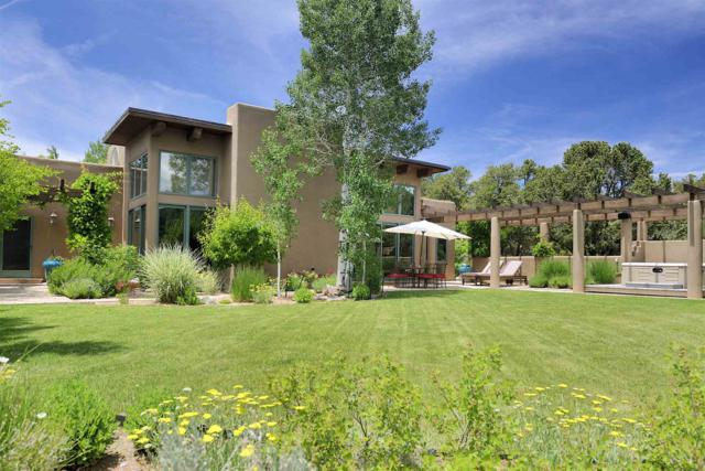 409 Brownell Howland & Lot 2, Santa Fe, NM 87501 (MLS #201802106) :: The Desmond Group