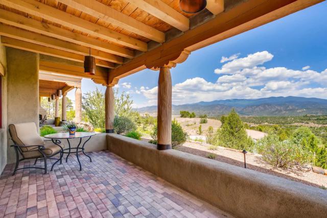 2924 Aspen View, Santa Fe, NM 87506 (MLS #201900824) :: The Desmond Group