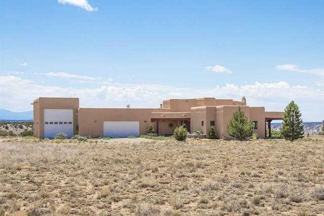 24 Hunter Drive, Medanales, NM 87548 (MLS #202001954) :: Summit Group Real Estate Professionals