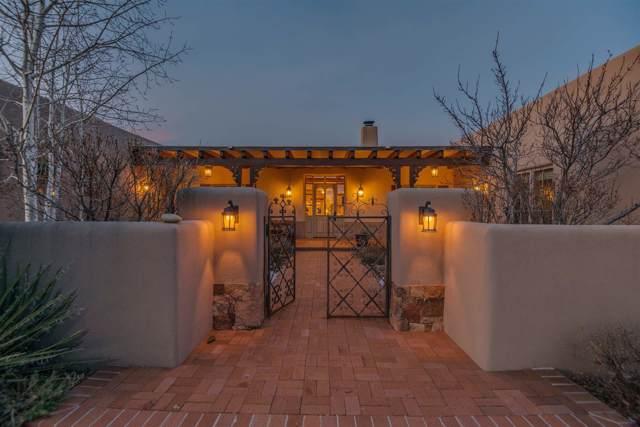 11 Camino Del Alba, Santa Fe, NM 87506 (MLS #201503883) :: The Desmond Hamilton Group