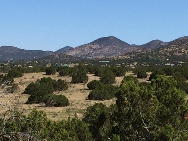 97 Camino Acote Lot 12, Santa Fe, NM 87508 (MLS #201703999) :: The Desmond Group