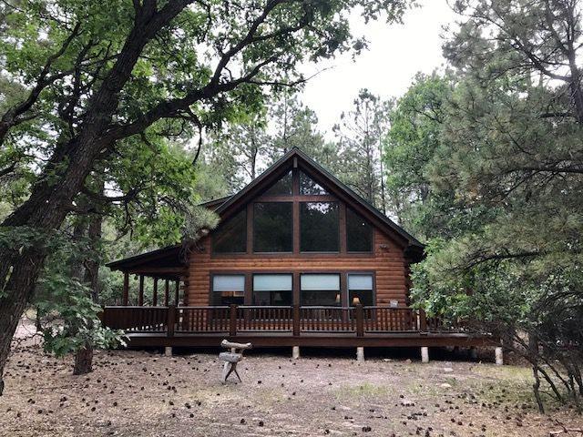 22 Hollow Oak, Chama, NM 87520 (MLS #201704296) :: The Desmond Group