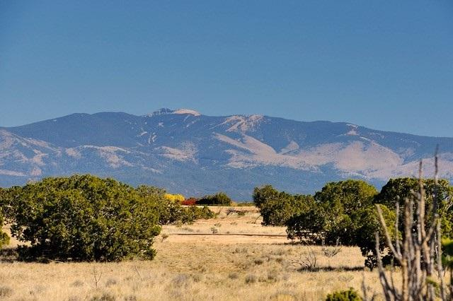 8 Via Palomita (Lot 18, Black Mesa), Santa Fe, NM 87506 (MLS #201705316) :: Deborah Cox & Associates