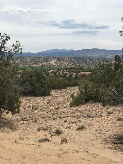Lot 4 Rancho Milagro Subdivision, Medanales, NM 87548 (MLS #201802107) :: The Desmond Group