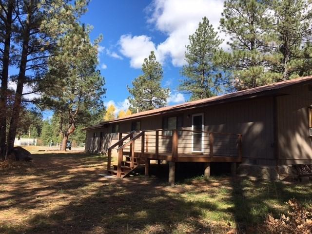 350 N. Pine, Chama, NM 87520 (MLS #201802226) :: The Very Best of Santa Fe