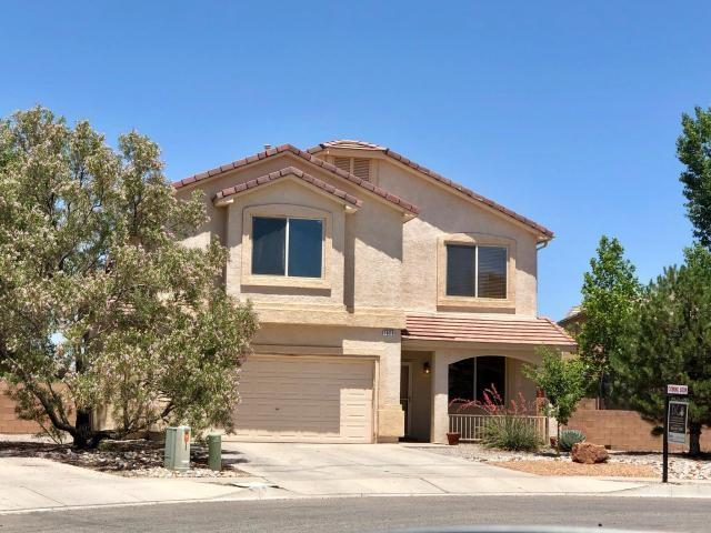 1029 Toscana Dr. Se, Rio Rancho, NM 87124 (MLS #201802803) :: The Desmond Group