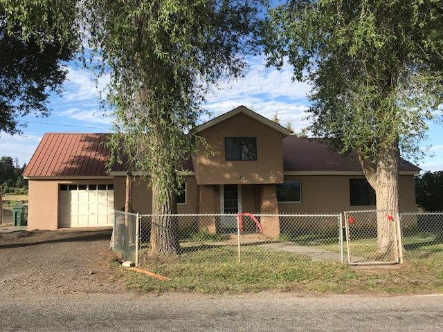 71 New Mexico St Rd 514, Los Ojos, NM 87551 (MLS #201803440) :: The Desmond Group