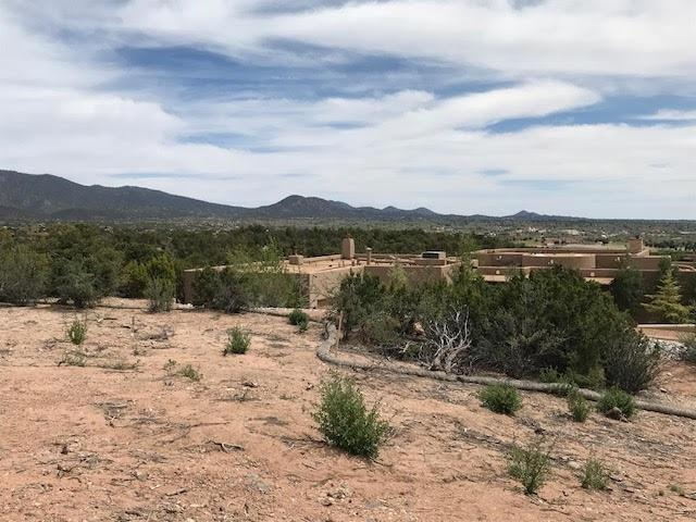 755 Ridge Canyon Lot 12, Santa Fe, NM 87506 (MLS #201803929) :: The Desmond Group