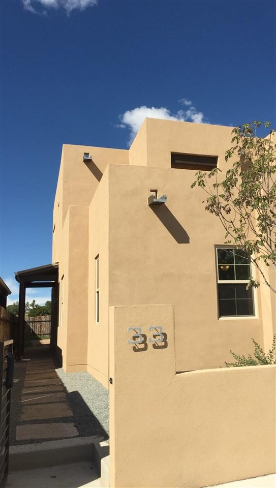 33 Oshara, Santa Fe, NM 87508 (MLS #201805185) :: The Very Best of Santa Fe