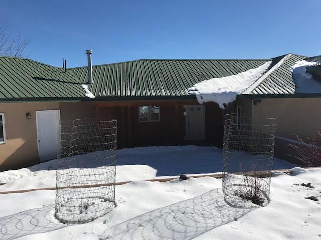 4150 Nm St Hwy 112, Tierra Amarilla, NM 87575 (MLS #201805666) :: The Very Best of Santa Fe