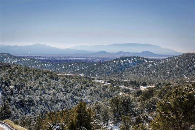 1109 S Summit Ridge Lot 31, Santa Fe, NM 87501 (MLS #201900013) :: The Desmond Group