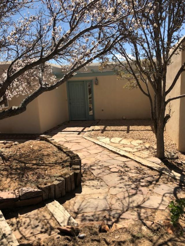 8 Alondra Road, Santa Fe, NM 87508 (MLS #201901149) :: The Bigelow Team / Realty One of New Mexico