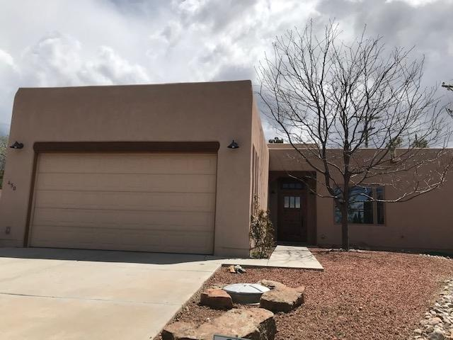 450 Calle Redondo, Santa Fe, NM 87505 (MLS #201901554) :: The Desmond Group
