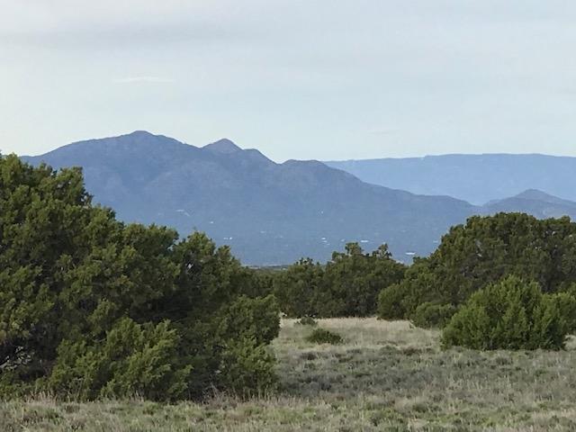 345 New Moon Overlook, Lamy, NM 87540 (MLS #201901717) :: The Desmond Group