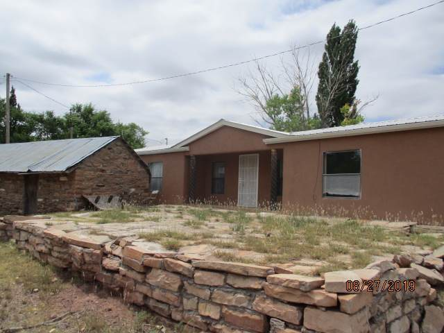 4041 N Hwy 84, Anton Chico, NM 87724 (MLS #201904480) :: The Desmond Group