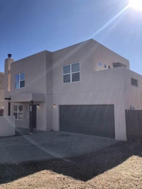 4336 Camino Lila, Santa Fe, NM 87507 (MLS #201904876) :: The Very Best of Santa Fe