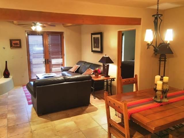 103 Catron #11, Santa Fe, NM 87501 (MLS #201905509) :: The Desmond Group