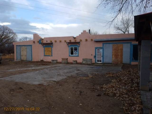38 Private Drive 1548, Hernandez, NM 87511 (MLS #201905517) :: The Desmond Group