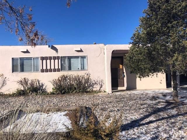 1016 Calle Margarita, Santa Fe, NM 87507 (MLS #202000055) :: The Very Best of Santa Fe
